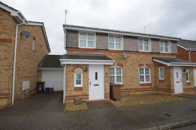 Thumbnail Terraced house to rent in Epsom Close, Stevenage