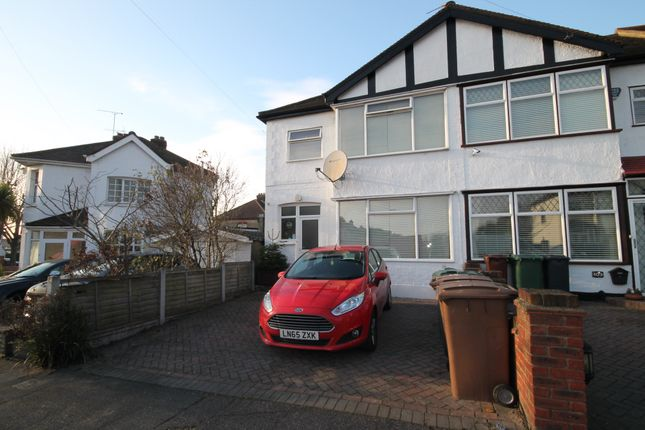 Thumbnail End terrace house for sale in Middleton Avenue, Chingford