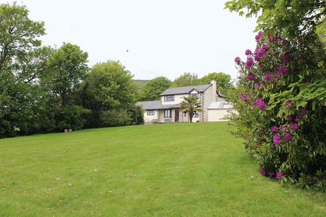 Detached house for sale in High Street, St. Austell