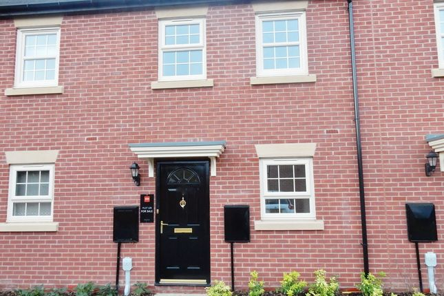Thumbnail Terraced house to rent in Boothferry Park Halt, Hull