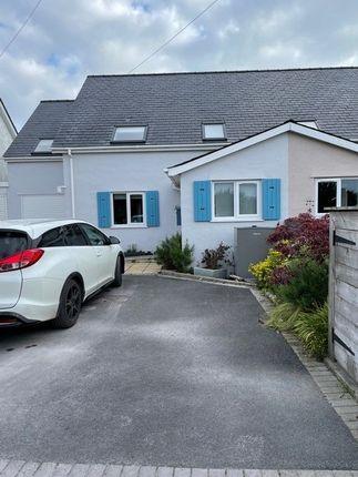 Thumbnail Semi-detached house for sale in Cae Arfryn, Mynytho