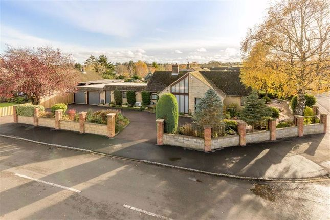 Detached bungalow for sale in Farriers Road, Middle Barton, Chipping Norton