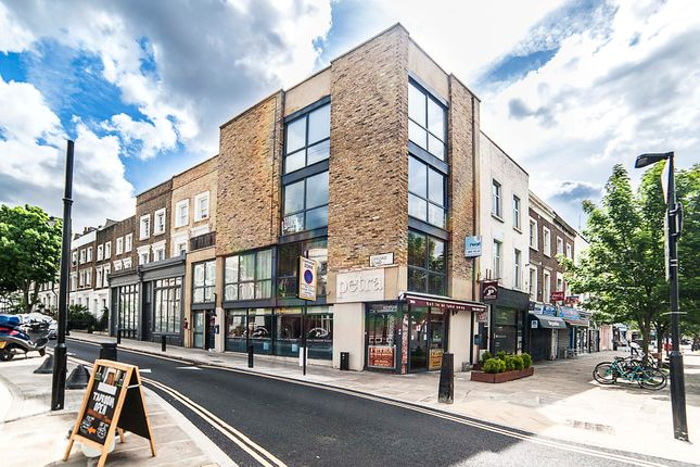 Thumbnail Duplex to rent in Caledonian Road, London