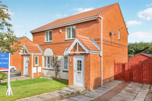2 bed semi-detached house for sale in Barberry, Coulby Newham, Middlesbrough TS8