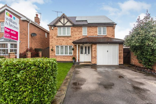 4 bed detached house for sale in Cavendish Avenue, Pontefract WF8