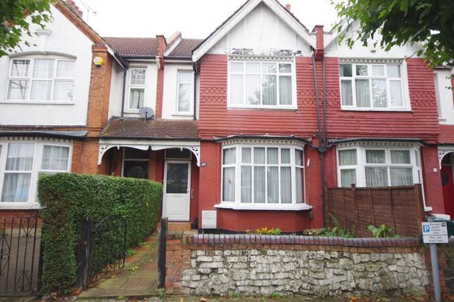 3 bed terraced house for sale in Rosemont Avenue, North Finchley