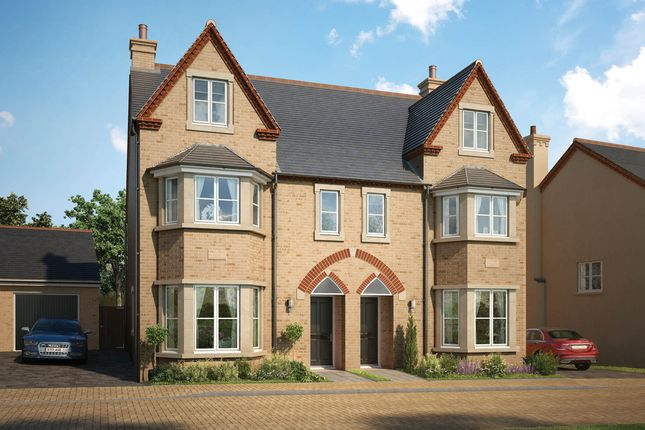"""Thumbnail Property for sale in """"The Apsley"""" at Beatrice Place, Fairfield, Hitchin"""