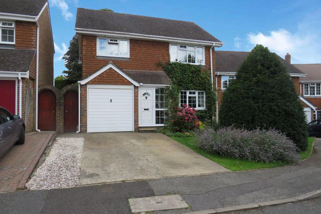 4 bed detached house for sale in Avonhurst, Burgess Hill