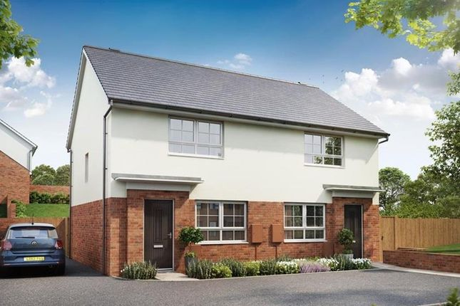 """Thumbnail Semi-detached house for sale in """"Roseberry Special"""" at Godwell Lane, Ivybridge"""