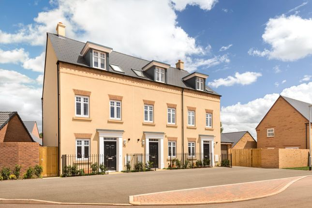 "Thumbnail End terrace house for sale in ""Greenwood"" at Priorswood, Taunton"
