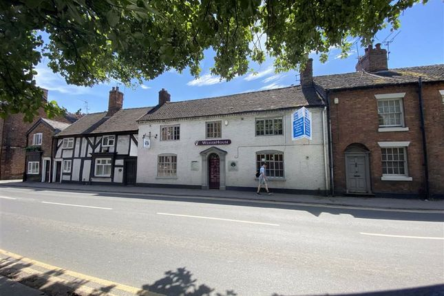 Thumbnail Commercial property for sale in Mansion Court, Hospital Street, Nantwich