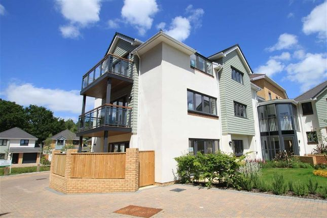 Thumbnail Flat for sale in Stanley Road, Highcliffe, Christchurch, Dorset