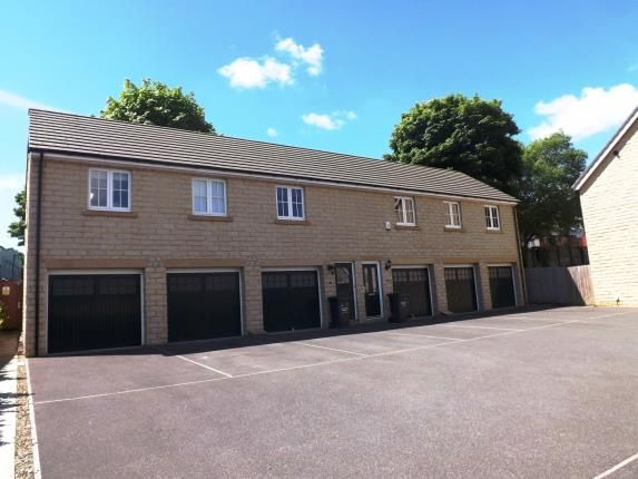 Thumbnail Flat for sale in Garside Drive, Halifax, West Yorkshire