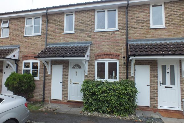 Thumbnail Terraced house to rent in Purmerend Close, Farnborough