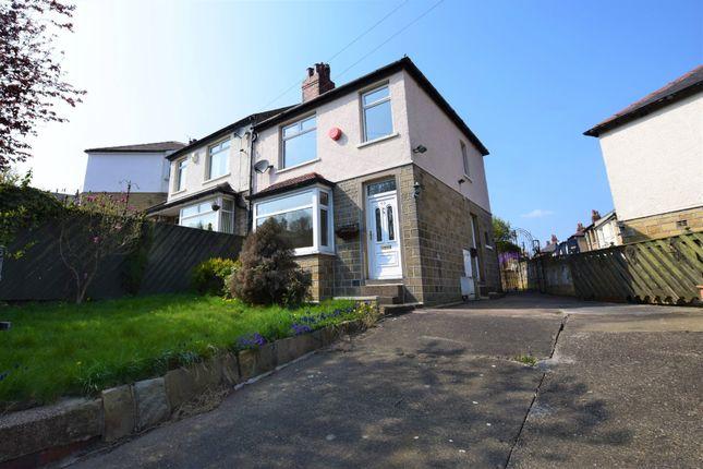Thumbnail Semi-detached house for sale in Greenhead Lane, Huddersfield