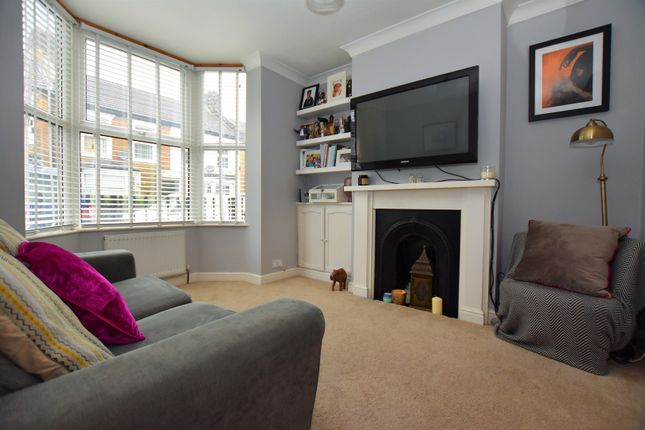 Thumbnail Terraced house for sale in Sydney Road, Sutton
