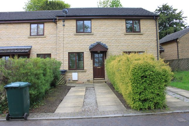Thumbnail Town house to rent in Burley Mews, Steeton, Keighley