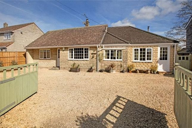 Thumbnail Detached bungalow to rent in Church Street, Keinton Mandeville, Somerton