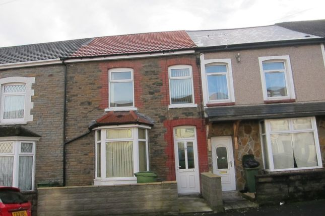 Thumbnail Property to rent in Niagara Street, Treforest, Pontypridd