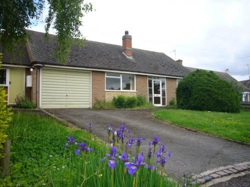Thumbnail Detached bungalow to rent in Back Lane, Epwell, Banbury