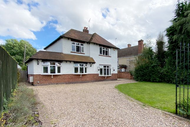 Thumbnail Detached house for sale in Hob Lane, Burton Green, Kenilworth