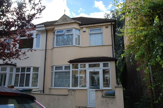 Thumbnail Property to rent in Gatling Road, Abbey Wood, London