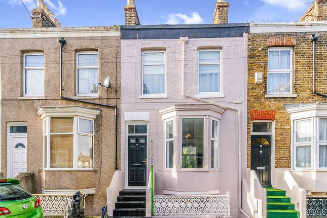 3 bed terraced house for sale in Cumberland Road, Ramsgate
