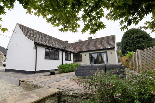 Thumbnail Detached bungalow for sale in Silver Street, Midsomer Norton, Radstock