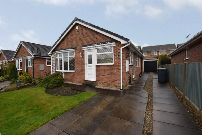 2 bed bungalow for sale in Lawns Close, New Farnley, Leeds LS12