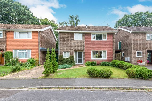 Thumbnail Detached house for sale in Carlyn Drive, Chandlers Ford, Eastleigh