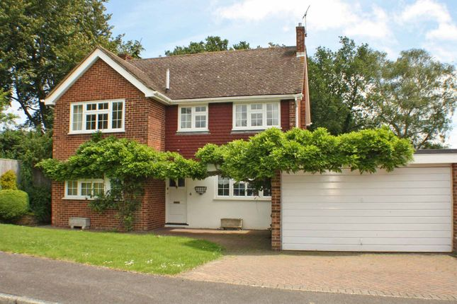 Thumbnail Detached house to rent in Tates, Hawkhurst, Cranbrook