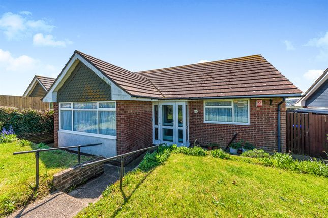 Detached bungalow for sale in Antony Close, Bishopstone, Seaford