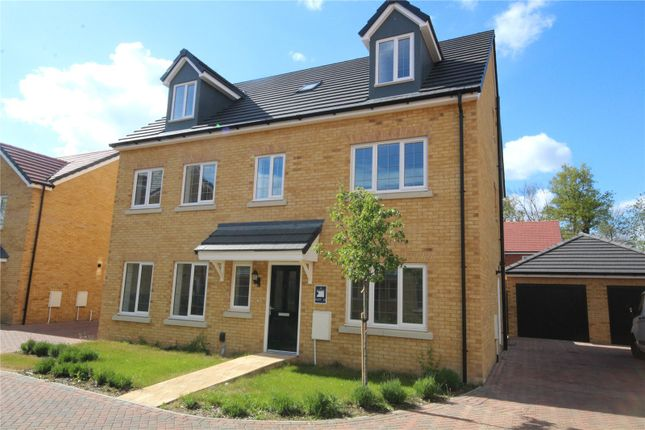 Thumbnail Detached house for sale in Plot 12 Rounton Place, Nascot Wood Road, Watford, Hertfordshire