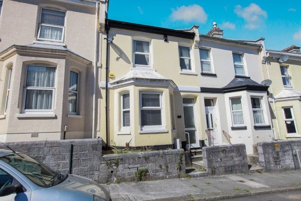 Thumbnail Property to rent in Ocean Street, Keyham, Plymouth