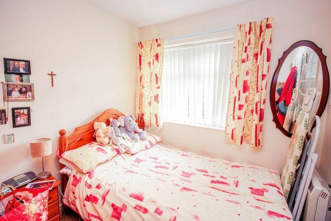 Bedroom of Scotland Court, Winlaton, Blaydon-On-Tyne NE21