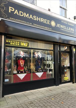 Thumbnail Retail premises for sale in Wellington Street, Aldershot