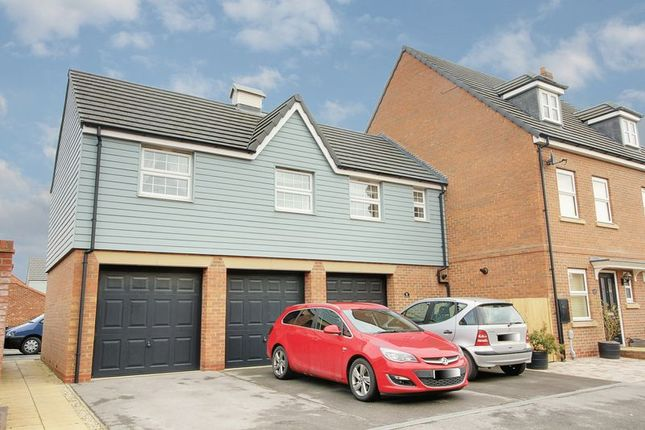 Thumbnail Flat for sale in Parish Mews, Kingswood, Hull
