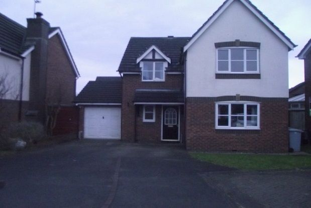 Thumbnail Detached house to rent in James Atkinson Way, Leighton