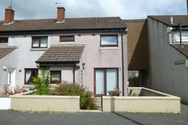 2 bed terraced house for sale in Mayfield Court, Lochmaben, Lockerbie