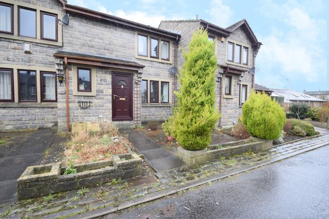 Thumbnail Town house to rent in Adam Croft, Cullingworth, Bradford