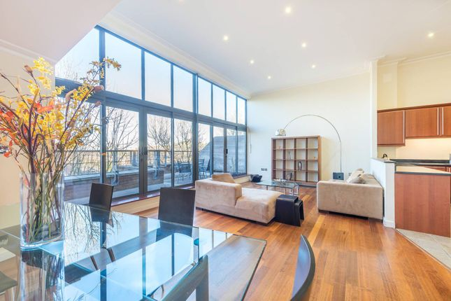 Thumbnail Flat for sale in Goldhawk Road, Stamford Brook