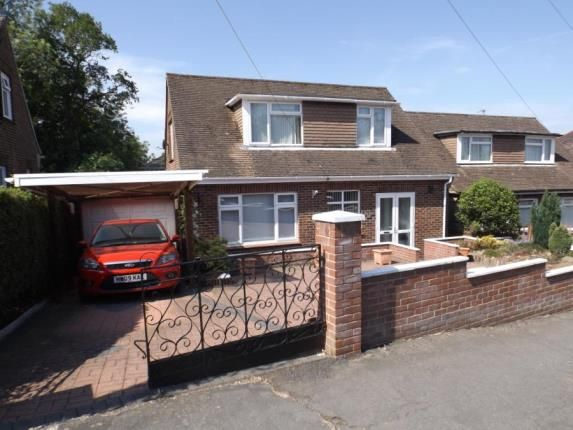 Thumbnail Bungalow for sale in West Hill Road, Ryde