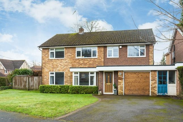 Thumbnail Detached house for sale in St. Christophers Close, Little Kingshill, Great Missenden