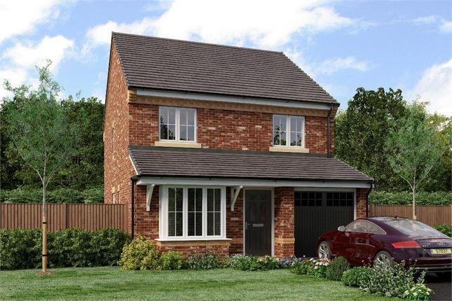 "Thumbnail Detached house for sale in ""Greene"" at Coppull Enterprise Centre, Mill Lane, Coppull, Chorley"