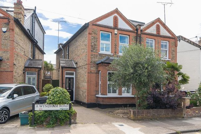 3 bed semi-detached house for sale in Wyndham Road, Kingston Upon Thames KT2