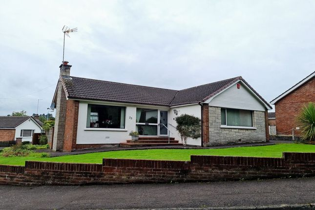 Thumbnail Bungalow for sale in Aberdelghy Park, Lisburn