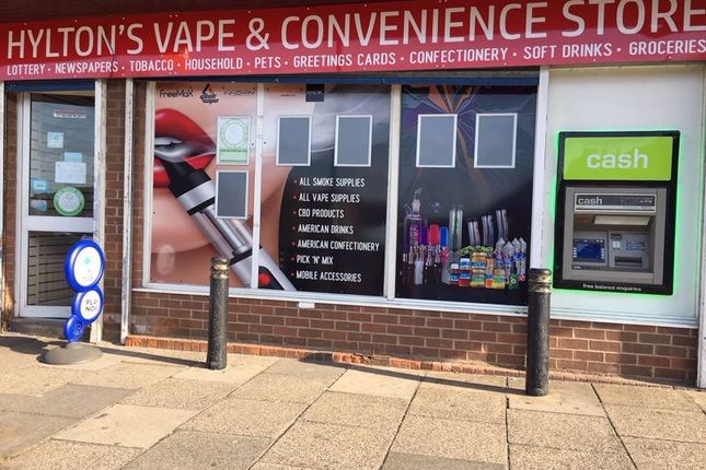 Commercial property for sale in Hylton News, 493/493A Hylton Road, Sunderland