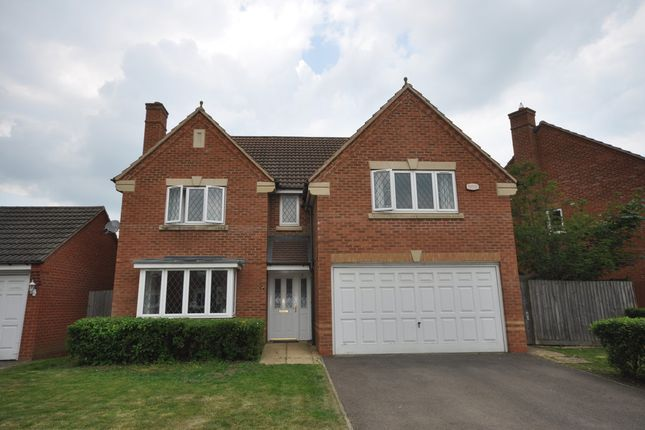 Thumbnail Detached house for sale in Cotswolds Way, Calvert, Buckingham