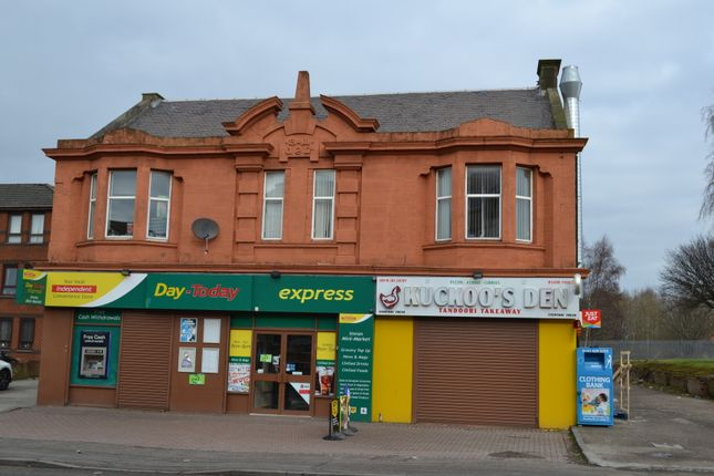 Front  of Clydesdale Road, Bellshill ML4