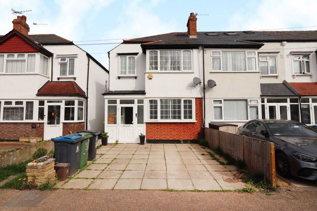 Thumbnail End terrace house for sale in Cavendish Road, Surrey